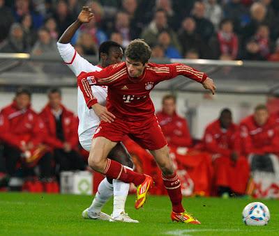 VFB Stuttgart 1 - 2 Bayern Munich (3)