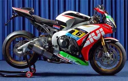 Honda CBR1000RR Livery MotoGP
