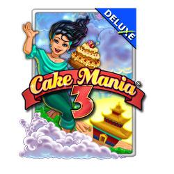 Cake Mania 3 Deluxe