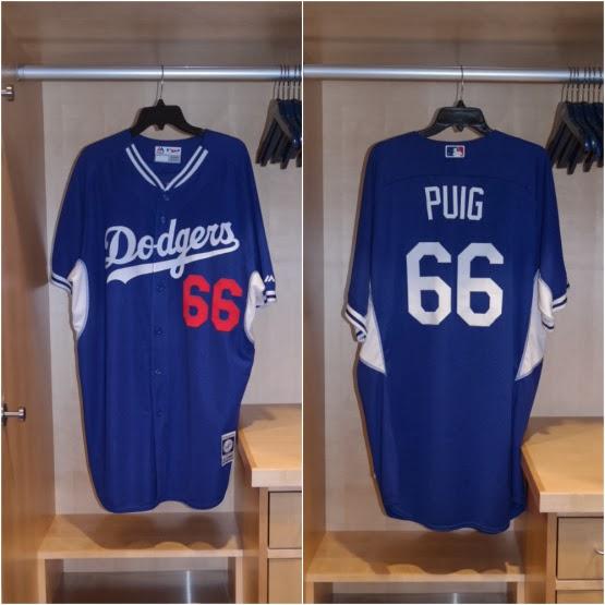 Dodgers Jerseys 2014