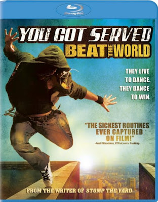Filme Poster You Got Served: Beat the World BDRip XviD & RMVB Legendado