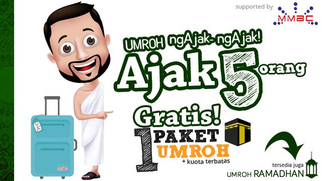 UMROH 5 GRATIS 1