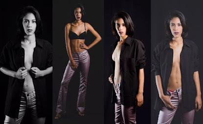 Júlia Silva, modelo da Mega Model Belo Horizonte mostra porque veio para ficar em mais um ensaio fo