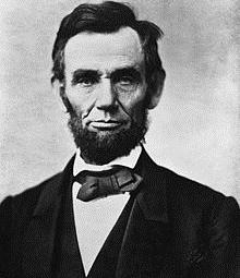 Inilah Wajah Ganteng Abraham Lincoln Terbaru - www.NetterKu.com : Menulis di Internet untuk saling berbagi Ilmu Pengetahuan!