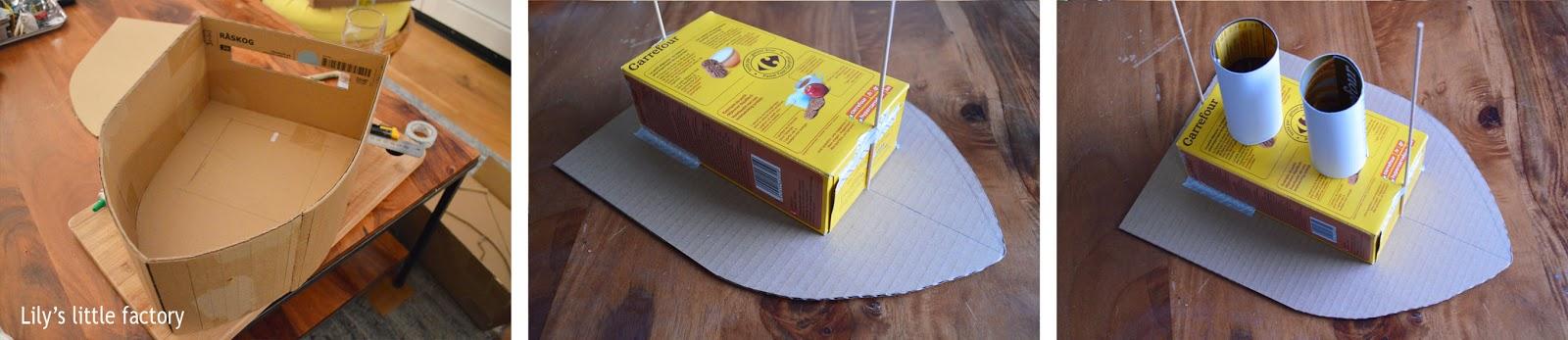 fabriquer pinata avec boite carton et31 jornalagora. Black Bedroom Furniture Sets. Home Design Ideas