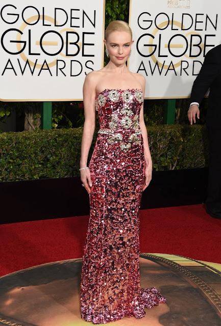 Kate Bosworth num vestido  Dolce & Gabbana