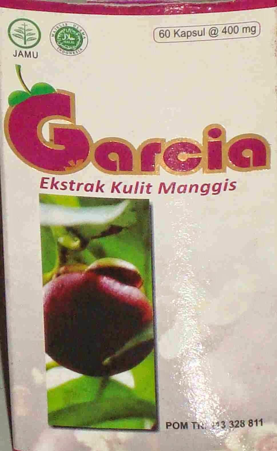 Aturan Minum Garcia Kulit Manggis Kapsul Ekstrak