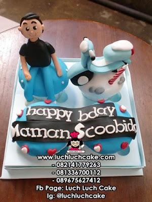 Cupcake Vespa Daerah Surabaya - Sidoarjo