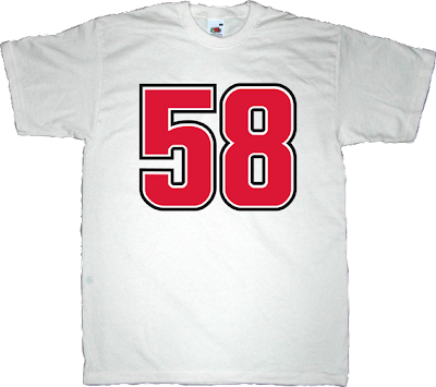 motogp Motorcycle marco simoncelli t-shirt ephemeral-t-shirts