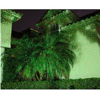 Le projecteur laser nigth stars pour une d co de no l for Projecteur laser pour exterieur