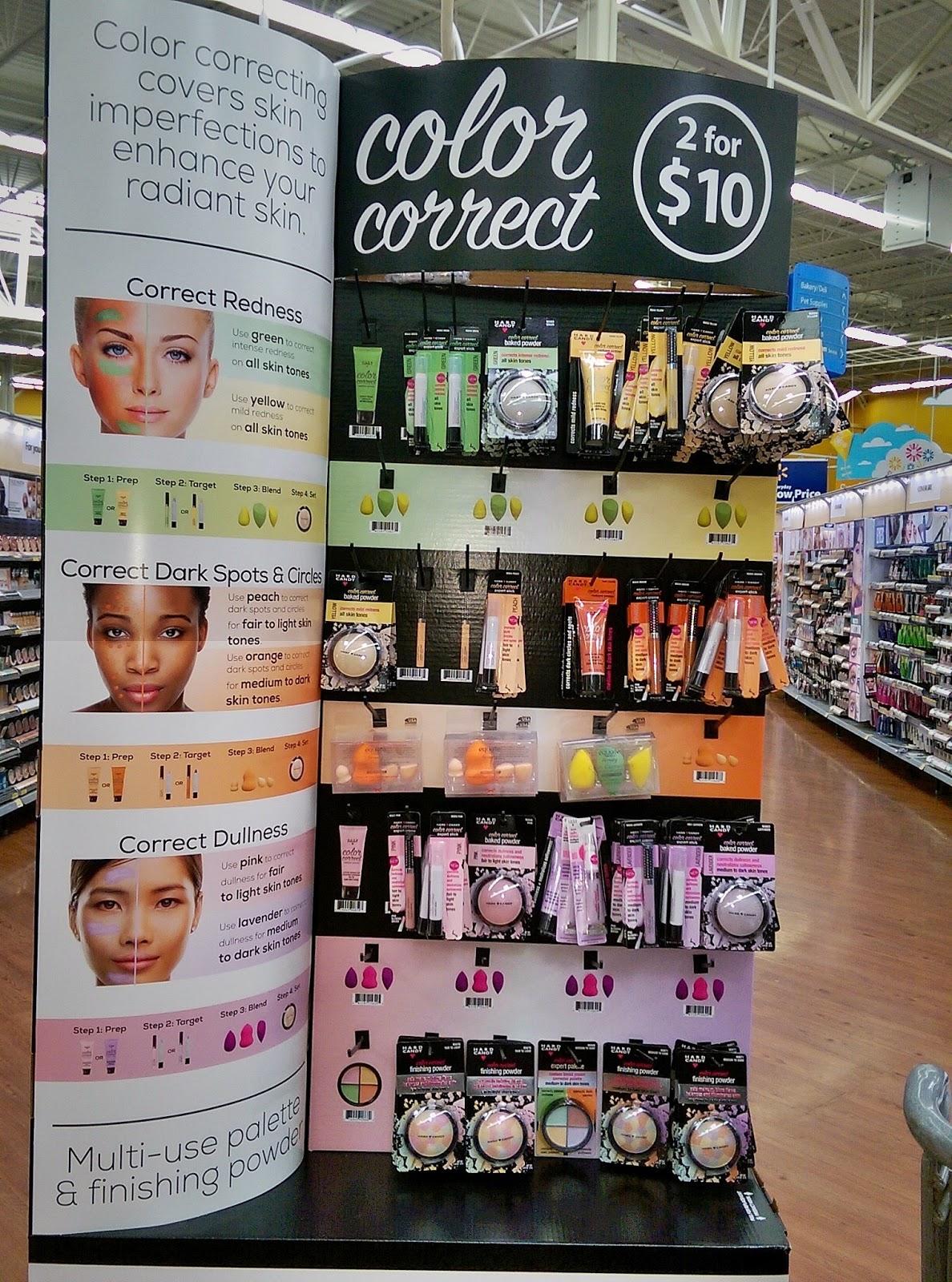 Walmart makeup