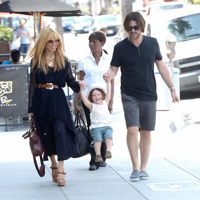 STYLIST/DESIGNER RACHAEL ZOE PREGNANT AT AGE 42 WITH SECOND CHILD