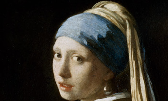 johannes vermeer girl with a pearl earring essay Girl with a pearl earring essay  in a girl with the pearl earring the  a girl with a pearl earring by johannes vermeer and assembled her story around.