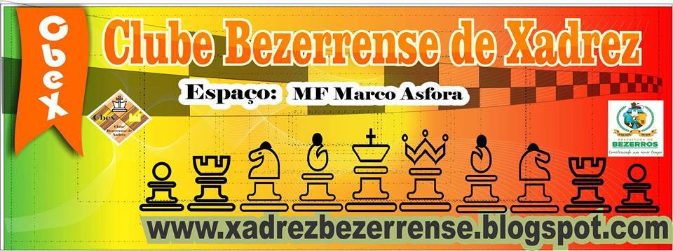 Cbex - Clube Bezerrense de Xadrez