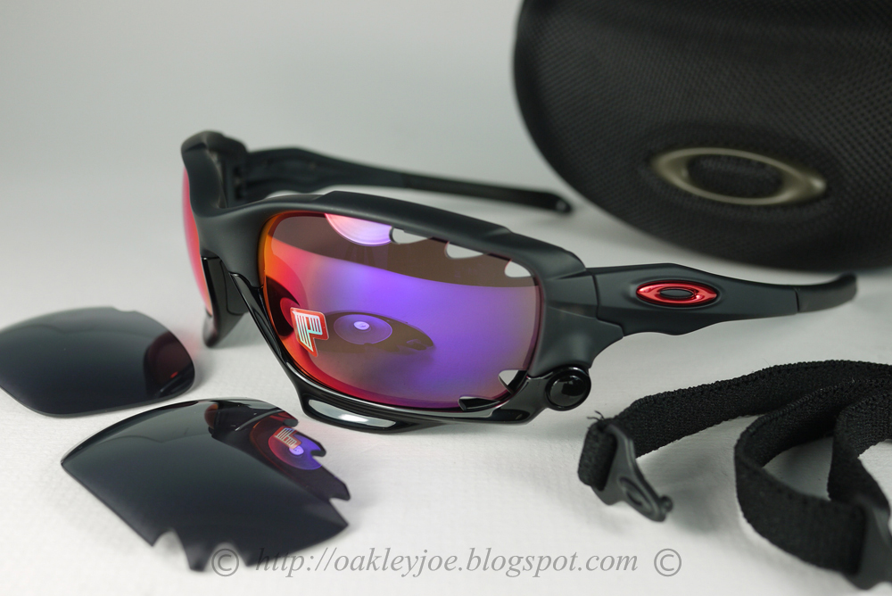 Oakley Racing Jacket Polarized