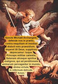 Preghiera a San Michele del papa Leone XIII