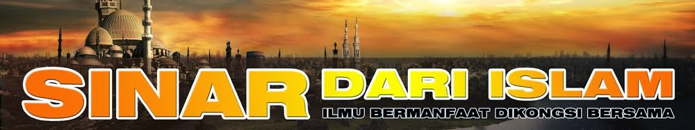SINAR DARI ISLAM