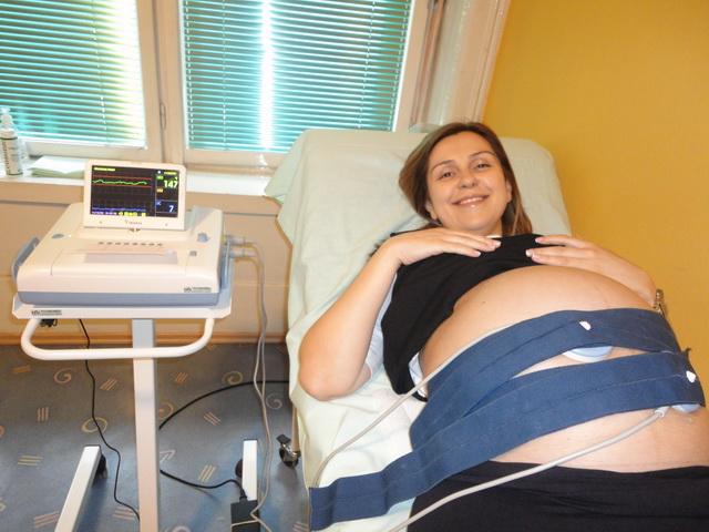 Kisah Bersalin Part 3: CTG (Cardiotocography) punya story