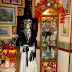 Fall/Halloween Decor in the Living Room 2014, Part 1