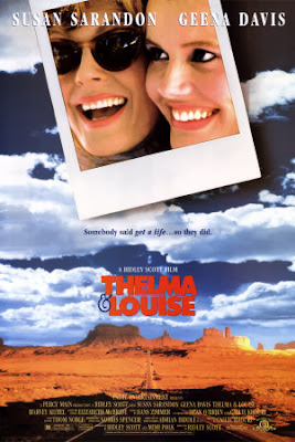 Poster Of Hollywood Film Watch Online Thelma & Louise 1991 Full Movie Download Free Watch Online 300MB