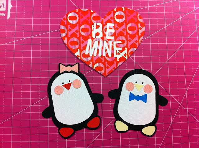 Cricut-create-penguins-love-you