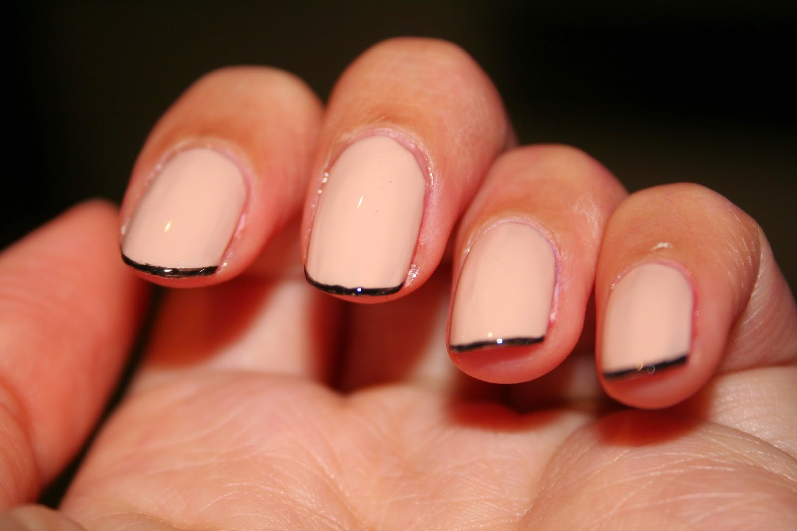 Popolare Beauty Live: #BloggerLab: Nail Art per Laurea! BQ35