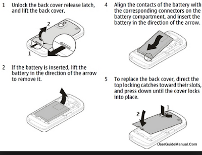 Inside the Nokia C6 / C6-00 User Manual Guide and Download