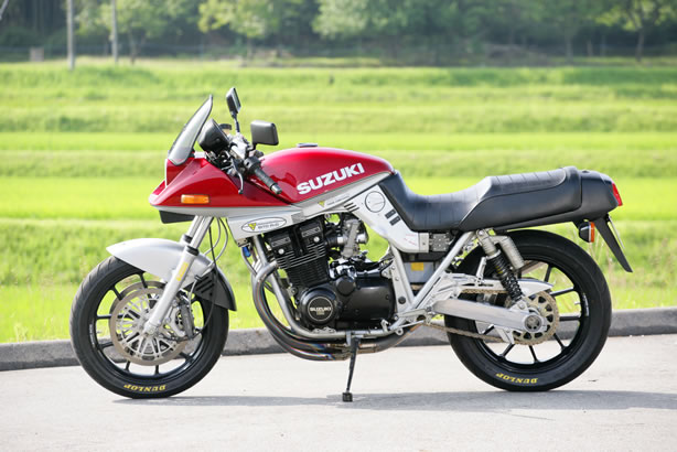 Racing Caf Suzuki Gsx 1100 S Katana By Jb Power Make Your Own Beautiful  HD Wallpapers, Images Over 1000+ [ralydesign.ml]