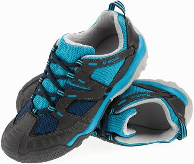 zapatillas deportivas Crossrock Quechua niños