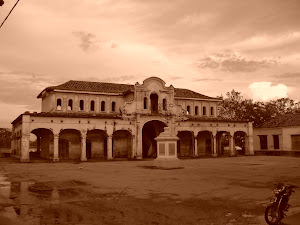Antigua Plaza de Mercado de Mompox