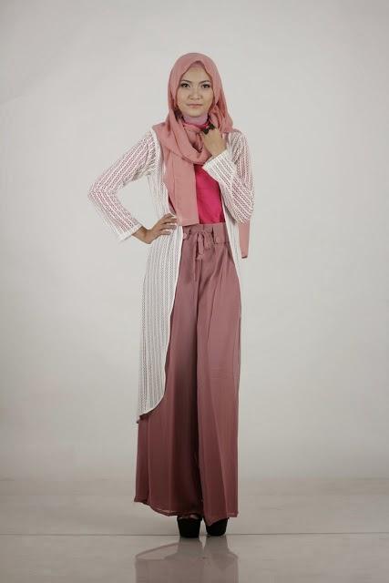 Jenis-Jenis Cardigan Cantik Untuk Hijaber