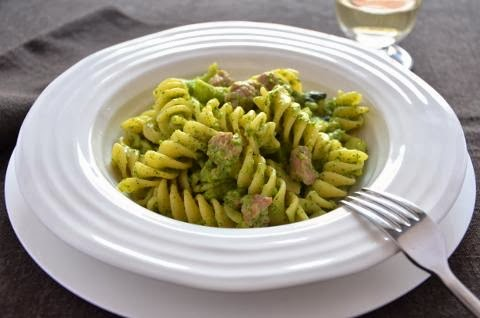 ... pasta broccoli e salsiccia la ricetta della pasta broccoli e salsiccia