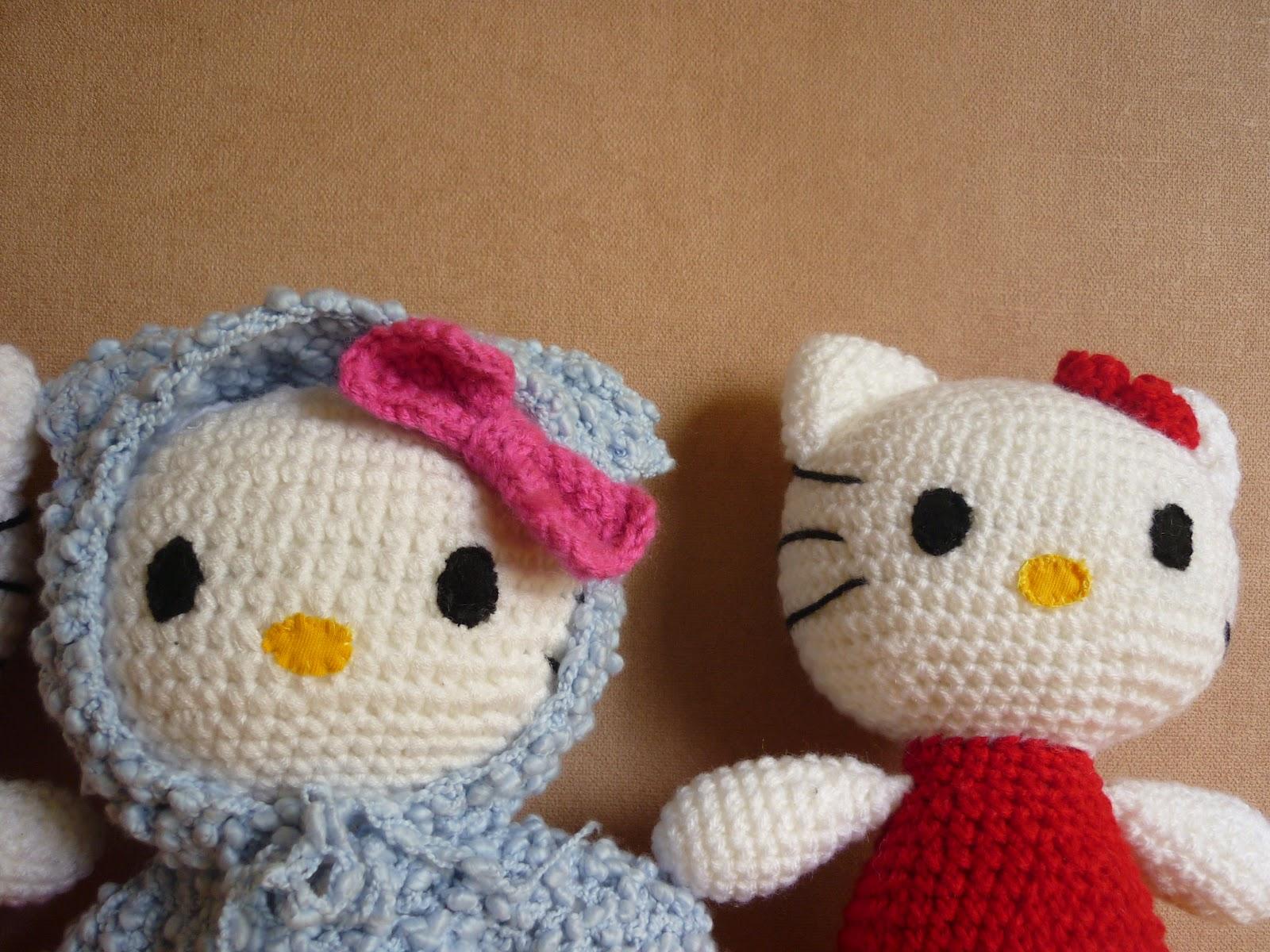 Tejiendo Suenos: Hello Kitty Amigurumi