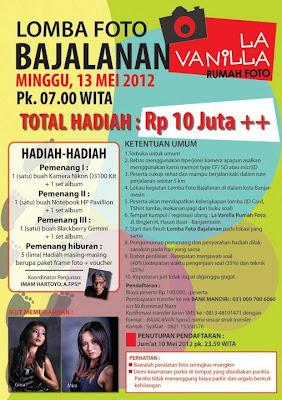Rally Photo Contest Banjarmasin