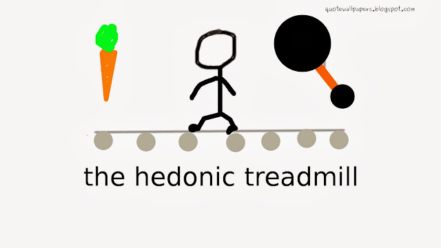 The hedonic Treadmill