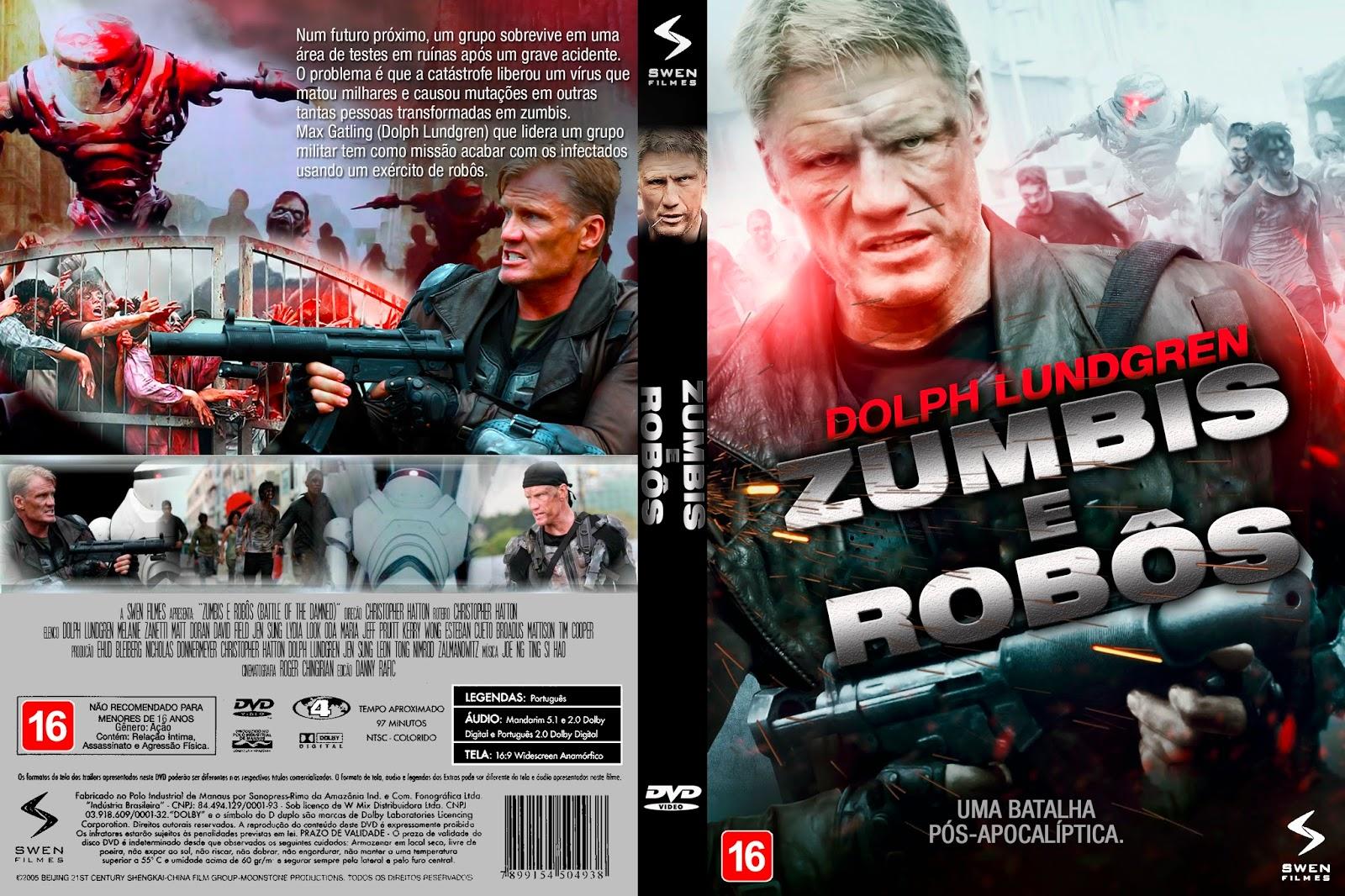 Baixar Zumbis e Robôs DVDRip XviD Dual Áudio Zumbis 2Be 2BRob 25C3 25B4s