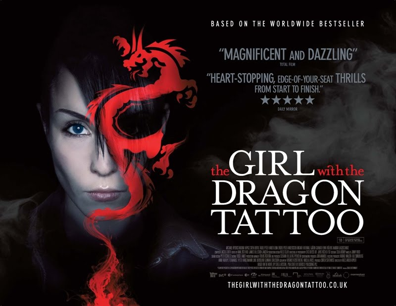 the girl with the dragon tattoo is the first of a trilogy