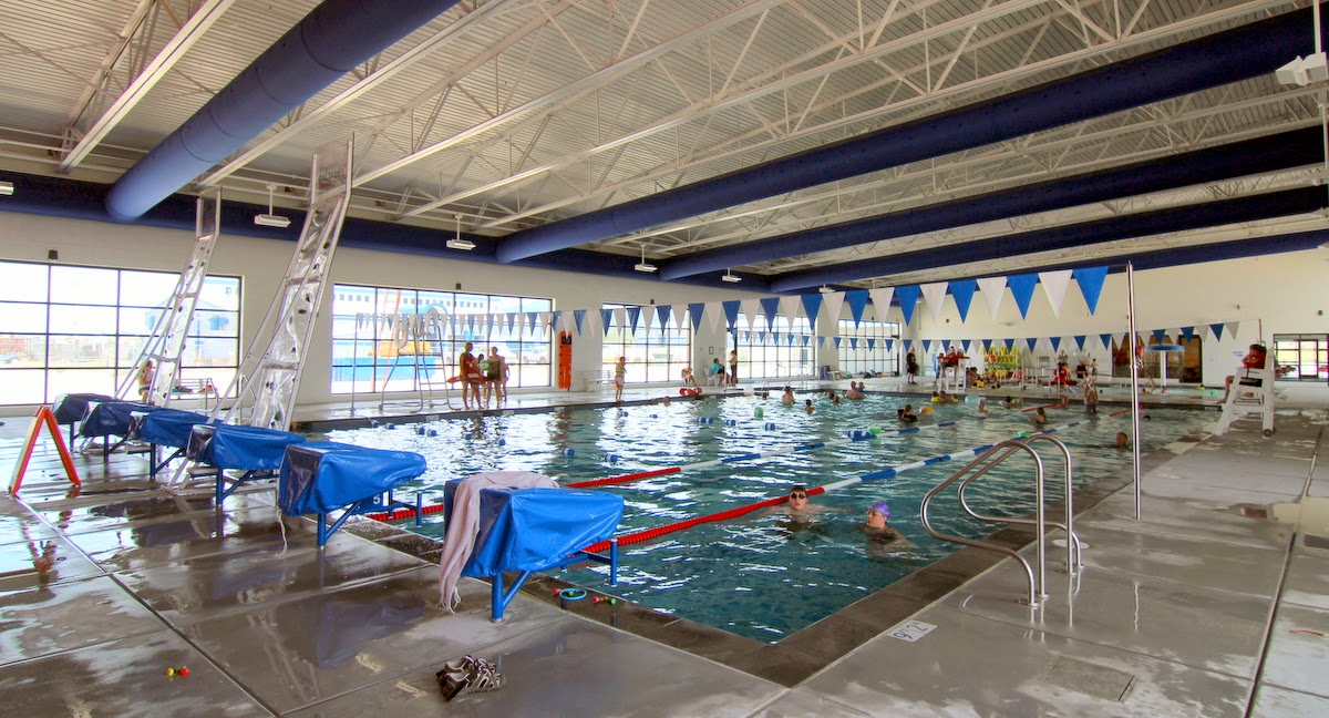 Desert Survivor White Pine County Aquatic Center Updated