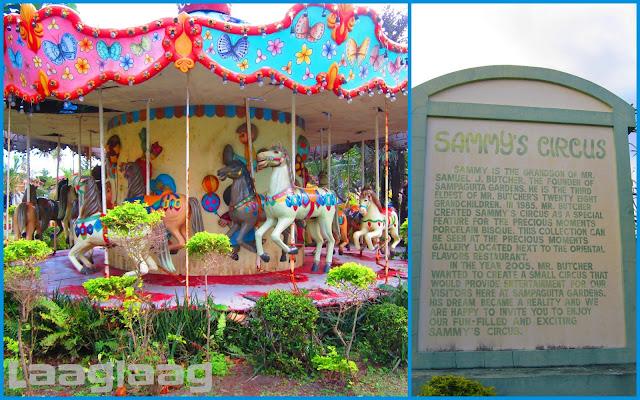 Sammy's Circus, Sampaguita Gardens, Aklan