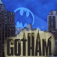 """Logo y sinopsis oficiales de la serie """"Gotham"""" de Fox"""