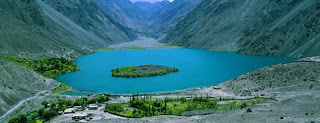 The Two Kachura Lakes Skardu