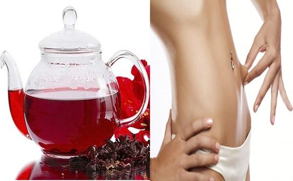 Chá de Hibisco Emagrece Mesmo Rápido e Fácil