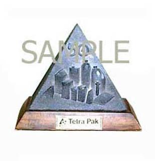 Souvenir perusahaan resin batu_Tetra Pak