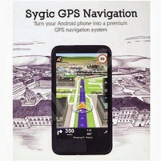 Sygic: GPS Navigation 13.2.1 Android