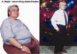 TURUN BERAT BADAN 40KG