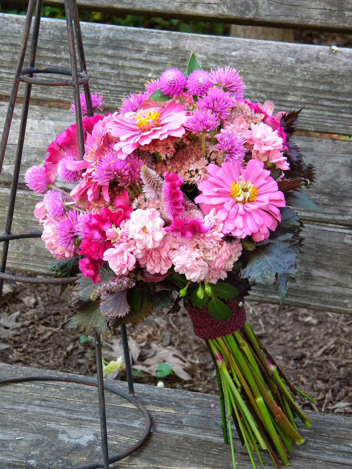Wedding Flowers from Springwell: Garden Flowers for Summer and Fall ...