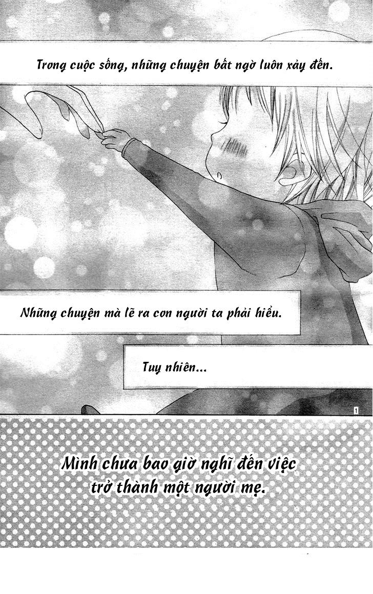 Papa to Mama Hajimemashita chap 1 - Trang 3