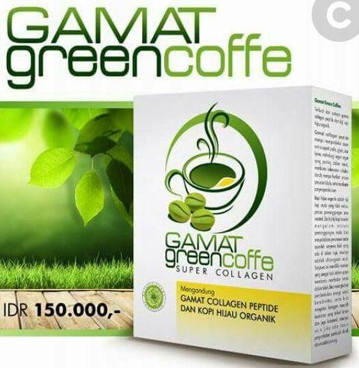 Gamat Green Coffee
