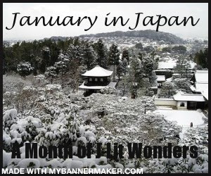 January in Japan 2013