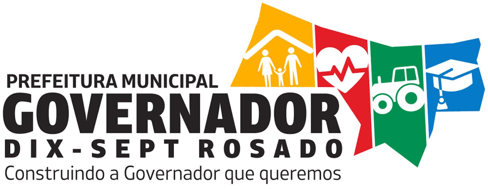 Prefeitura Municipal de Governador Dix-Sept Rosado